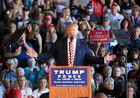 Poll: Trump hurt GOP among unaffiliated voters