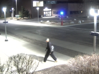 Police search for Auraria Campus fire bug