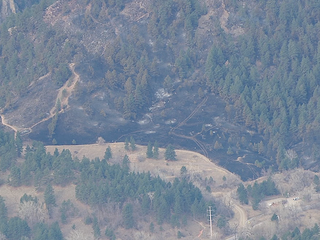 Evax lifted in Sunshine Fire, now 100% contained