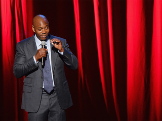 Dave Chappelle is coming to Red Rocks this July