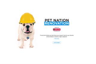 CO shelter could win $50k Animal Planet reno.