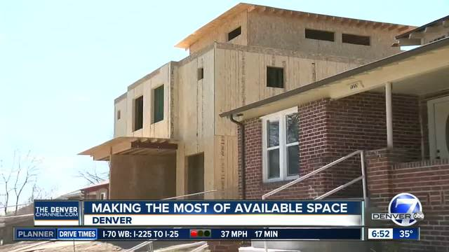 Denver Homeowners Look To Accessory Dwellings To Bring In