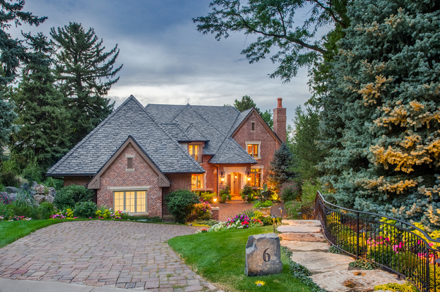 Colorado dream homes million home offers old world for Colorado dream home