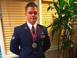 Peterson Airman dies while deployed in Syria