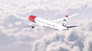 Norwegian to offer nonstop flights to London