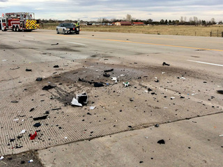 CSP: 2 killed in crash on Highway 287