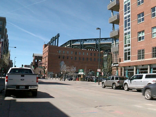 Businesses ready for Rockies baseball weekend