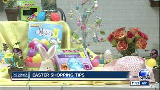 Thrifty Easter shopping