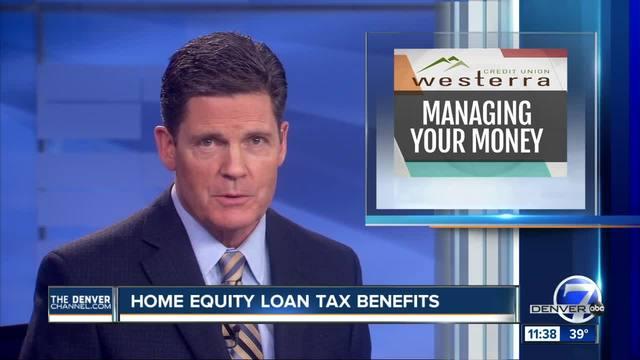 Home Equity Loan Tax Benefits