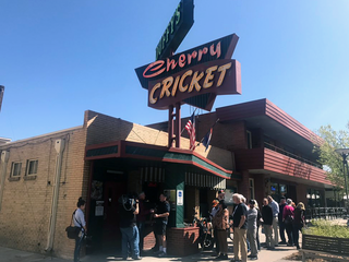 Iconic Cherry Cricket reopens