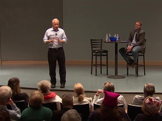 Mike Coffman defiant during Aurora town hall