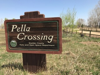 Pella Crossing reopening after flood