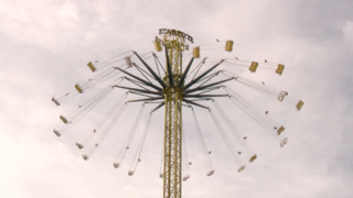 PHOTOS: New high-flying swings at Elitch Gardens