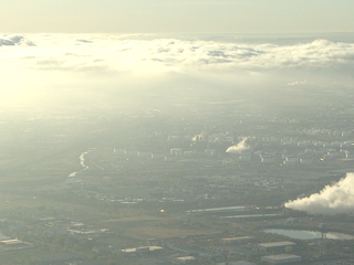 Clean air group says area improving on ozone