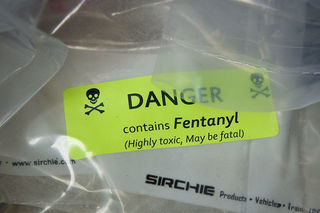 Potent tranquilizer found at heroin OD death