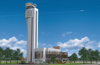Punch Bowl Social to open in old airport tower