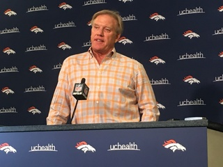 Elway's sarcasm on point as prepares for draft