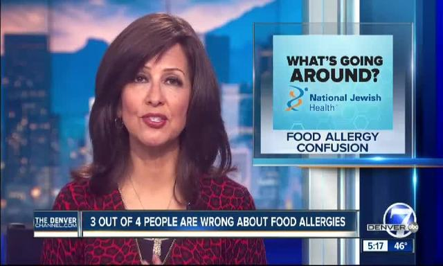 Food Allergy Confusion