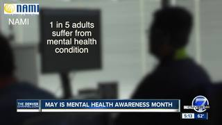 Coloradans urged to talk about mental health