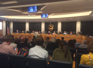Heated meeting over oil & gas in Broomfield