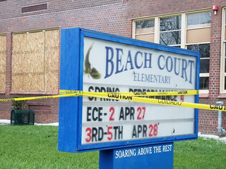 Several schools closed due to storm damage