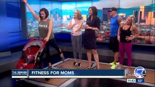 Fitness tips for moms on Mother's Day
