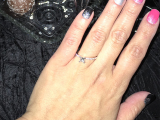 Bride-to-be says ring is stuck at Colorado Mills