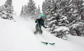A-Basin reaps benefits of spring snow storm