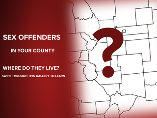 Sex offenders near you: Find out how many