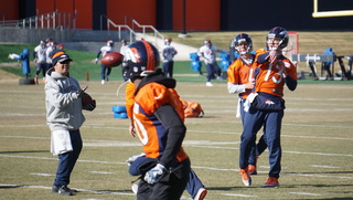 Too-early look at Broncos' offensive depth chart