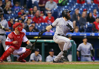 Blackmon, Arenado snubbed for NL MVP nominations