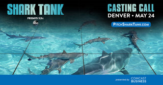 Shark Tank casting team comes to Denver