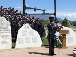 Fallen Fort Carson soldiers honored at ceromony
