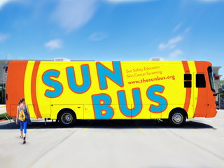 Students create 'Sun Bus' lessons