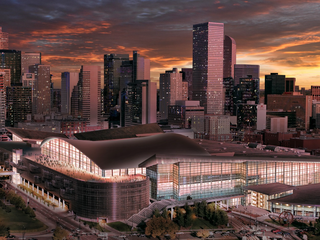 Convention center expansion plans released
