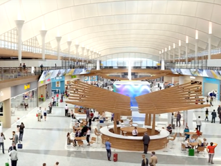 Work begins on DIA's Great Hall revamp