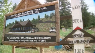 Glen Haven breaks ground on new town hall
