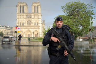 CO tech exec among those held inside Notre Dame
