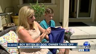 Highlands Ranch mom looking for biting dog