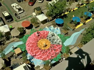 New pop-up park opens for the summer in Denver