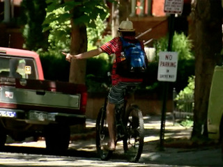 Pedestrian safety a hot topic in Capitol Hill