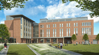 CU breaks ground on new aerospace building