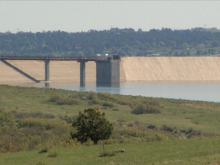 Get on Rueter-Hess Reservoir before it opens