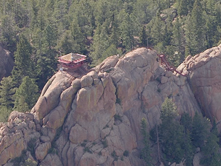 Crews rescue fallen hiker on Devil's Head