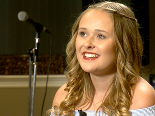 Local teen's song takes off around the country