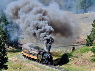 See the 7 best scenic railroads in Colorado