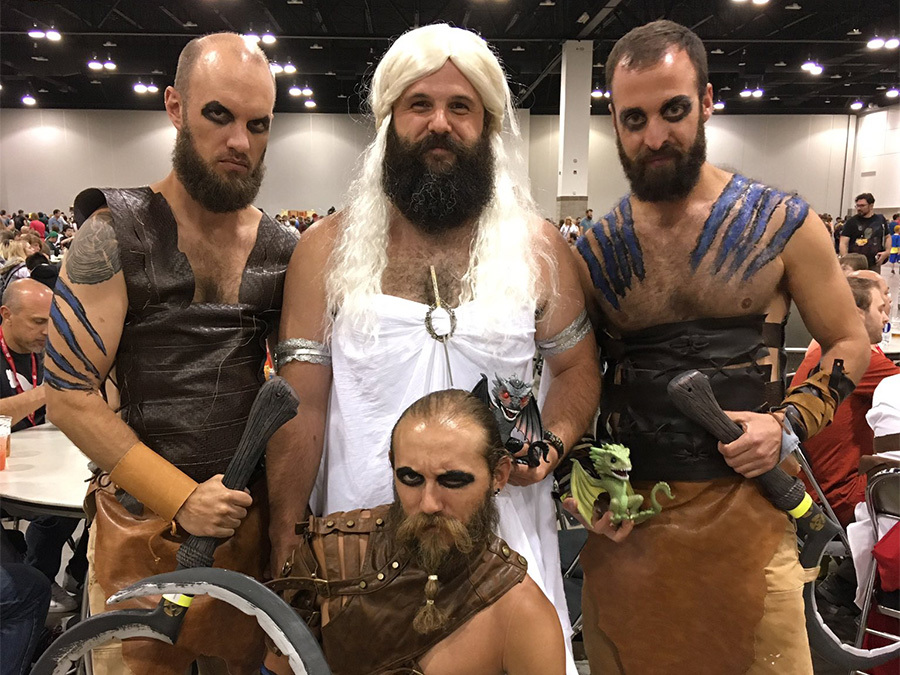 Denver Comic Con 2017 Some of the best costumes of the convention - Gallery - TheDenverChannel.com  sc 1 st  The Denver Channel & Denver Comic Con 2017: Some of the best costumes of the convention ...