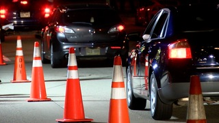 DUI checkpoint cracks down on July 4 drivers