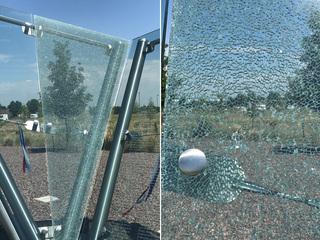 Vandals hit Colorado Freedom Memorial in Aurora
