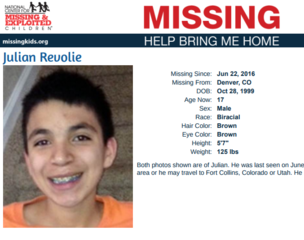 Denver teen has now been missing for a year